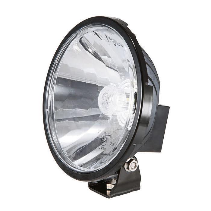 Runder BLIXTRA LED Scheinwerfer 30W mit ECE Zulassung