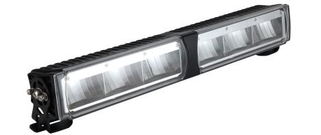 2x BRT LED BAR 45PRO+ mit ECE Zulassung als Fernscheinwerfer