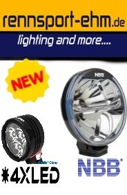 NEUE LED für die Strasse, Rallye und Offroad