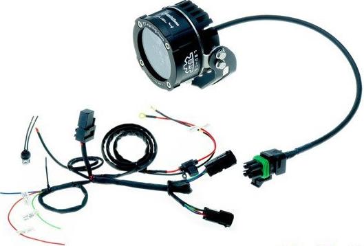 Dual-4-LED-Abblend-Fernscheinwerfer für MOTORAD