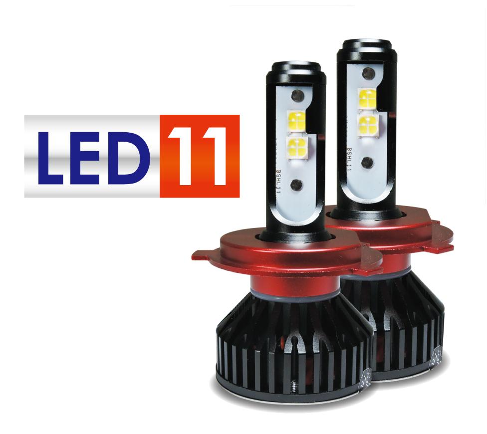 Rallye-LED-Lampen P43tx für Offroad und Rallye