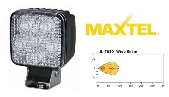 MAXTEL LED Arbeitsscheinwerfer JL-7830