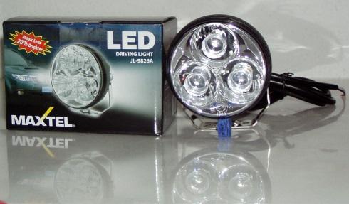 LED Fernscheinwerfer MAXTEL, gem. ECE R112