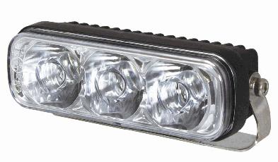 MAXTEL JL-9821A LED Scheinwerfer für MOTORAD, QUAD oder ATV
