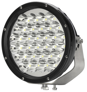 FLEXTRA LED High Power 9-Zoll (Ø 220 mm)LED 'E' APPROVED-Driving Lamp