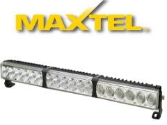 Andere MAXTEL LED Bars auch mit ECE Zulassung (R112)