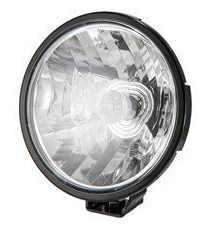 High Power BLIXTRA 7 Zoll (Ø 1800 mm - 90mm Tiefe) BLIXTRA LED Zusatzscheinwerfer 30 Watt mit E Zulassung