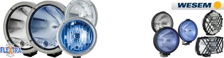 FLEXTRA u. WESEM Qualitäts Zusatzscheinwerfer