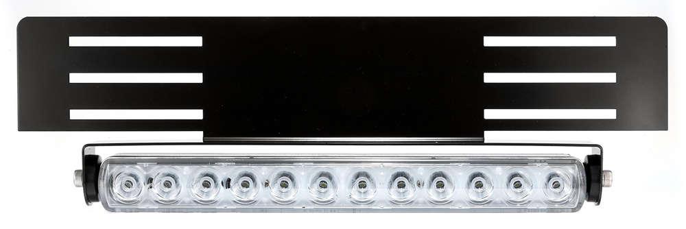 Nummernschíldhalter für BLIXTRA LED 350